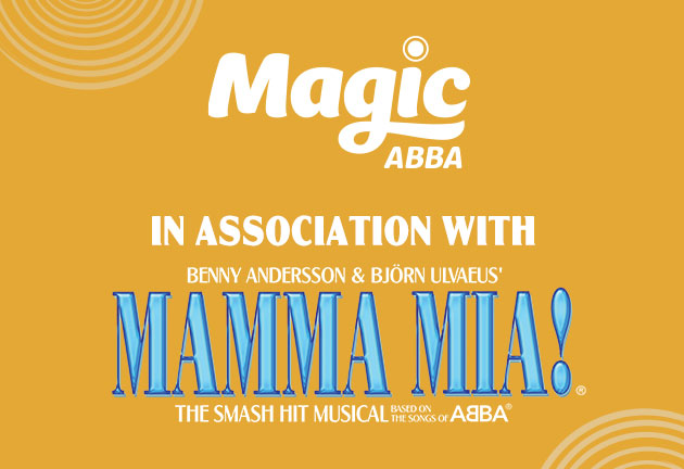 Magic ABBA in association with MAMMA MIA!