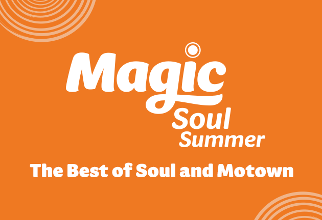 Magic Soul Summer: The Best of Soul and Motown